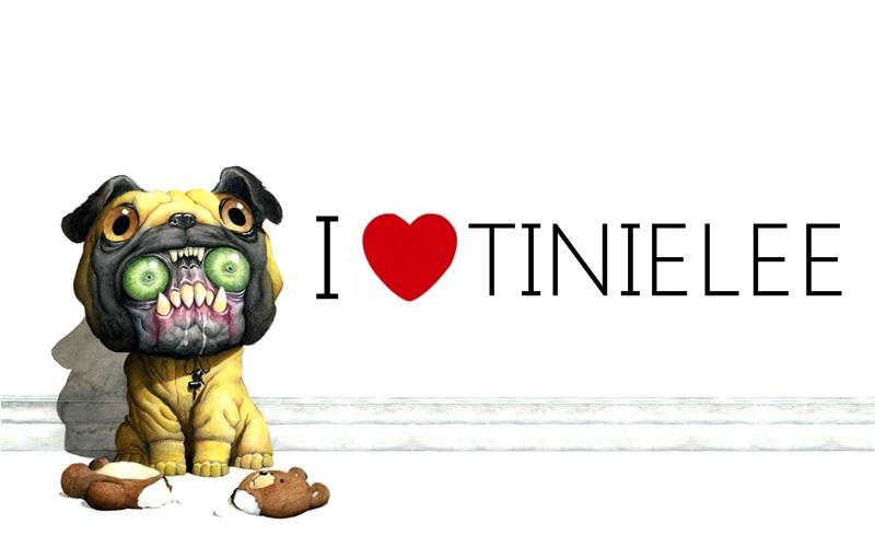 I  ♥ TINIE LEE