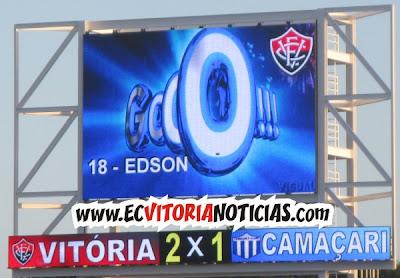 Placar eletrônico de Pituaçu
