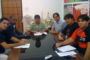 Falcão, Ricardo Azevedo e Torcida