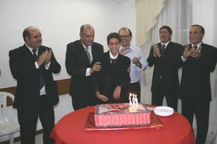 Aniversário do Vitória - 109 anos em 2008
