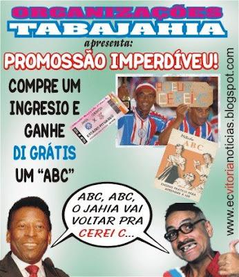 Organizações Tabajahia apresenta nova pPromoção