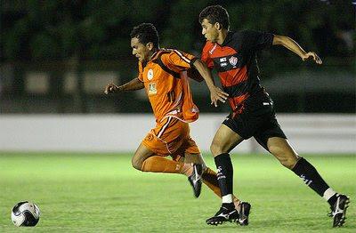 Foto: Ipitanga 0 x 2 Vitória - 11/02/09