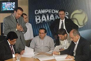 Tv Bahia e o Baianão 2011