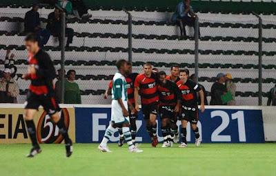 Foto: Juventude 1 x 2 Vitória - 08/04/09