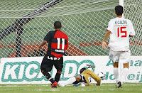 Foto: Feirense 2 x 3 Vitória - 29/03/09