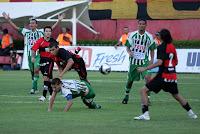 Foto: Vitória 1 x 0 Primeiro Passo (Vitória da Conquista)
