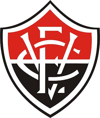 Escudo do Esporte Clube Vitória tamanho grande