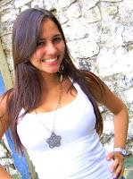 Foto: Ingrid Pestana - Candidata a Musa do Brasileirão 2009 do Vitória