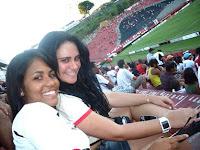Foto: Priscila Oliveira - Candidata a Musa do Brasileirão 2009