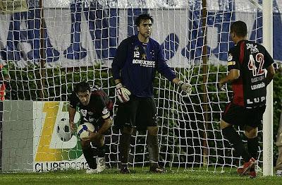 Foto: Ramon e Leandrão - Vitória 3 x 3 Cruzeiro