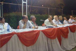 Reunião dos Conselhos