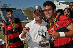 Vitória campeão copa brasil sub-15