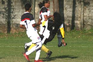 Time feminino do Vitória 2010