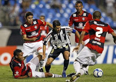 Botafogo x Vitória - 23/10/10