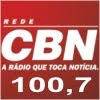 Rádio CBN 100,7 FM