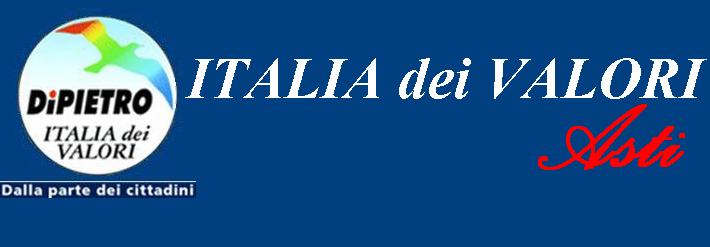 ITALIA dei Valori Asti