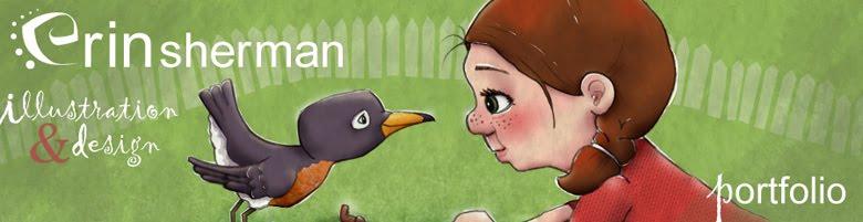 Erin Sherman Illustration & Design