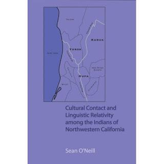 Cultural Contact Linguistic Relativity Indians California