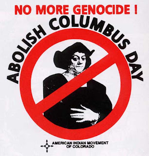 Abolish Columbus Day: Native American Genocide