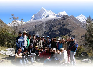 Andean Field School in South America