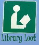 Library Loot button