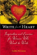 Writing from the Heart by Leslea Newman