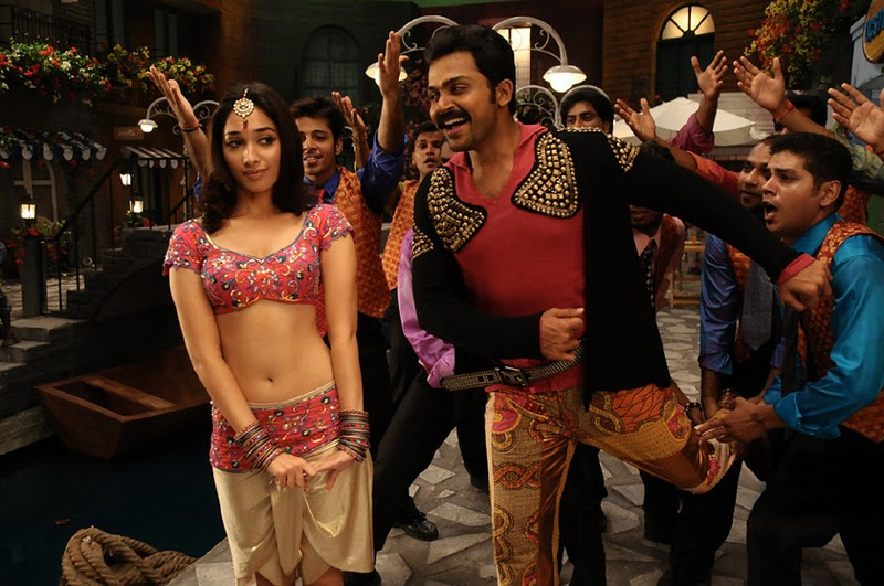 Tamannah Hottest Stills from Siruthai