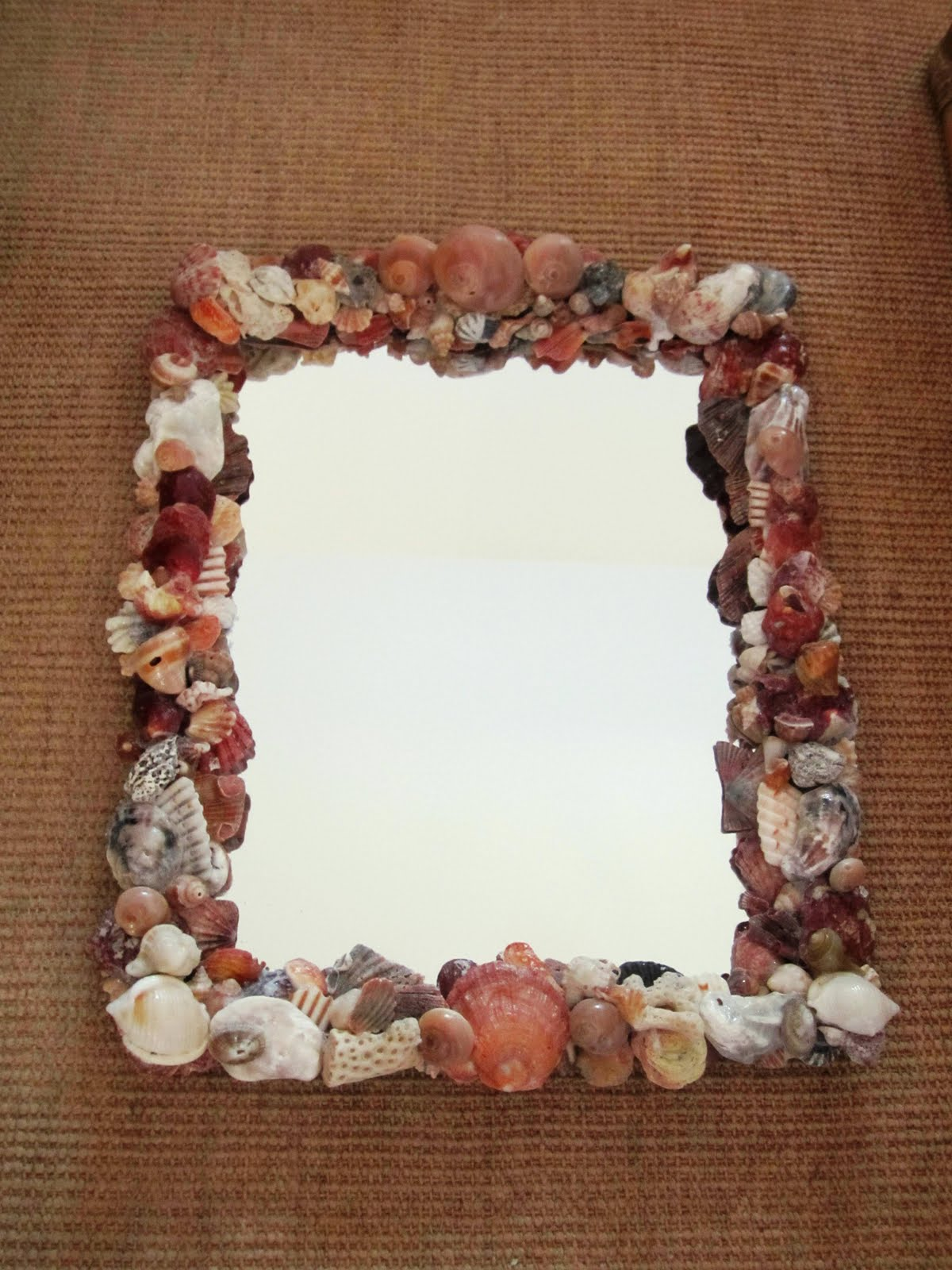 Directions for Making a S Mirror | Joanna Campbell Slan on
