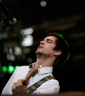 quick update of brendon urie , this picture is brendon urie in april 2009