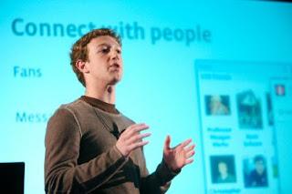 مخترع الفيس بوك