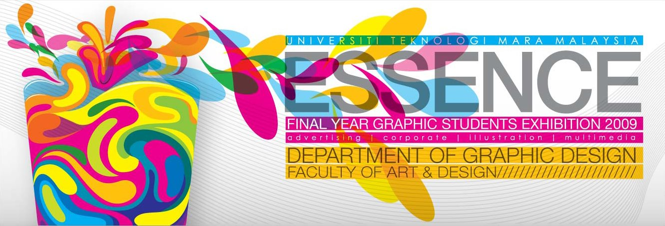 UITM FINAL YEAR GRAPHIC DESIGN STUDENTS EXHIBITION
