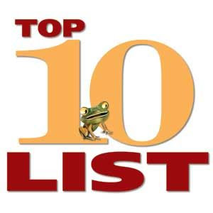 LETTERMAN TOP 10 LISTS