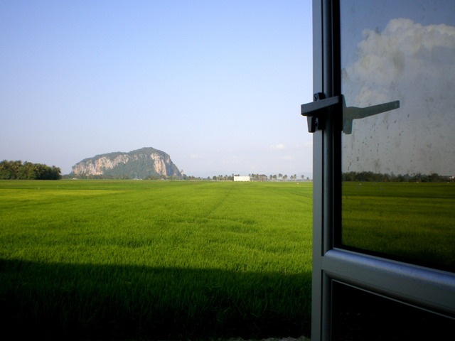 My bedroom`s view..i miss it..