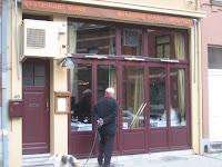 Etienne marcel restaurant chez marie for Restaurant chez marie marseille