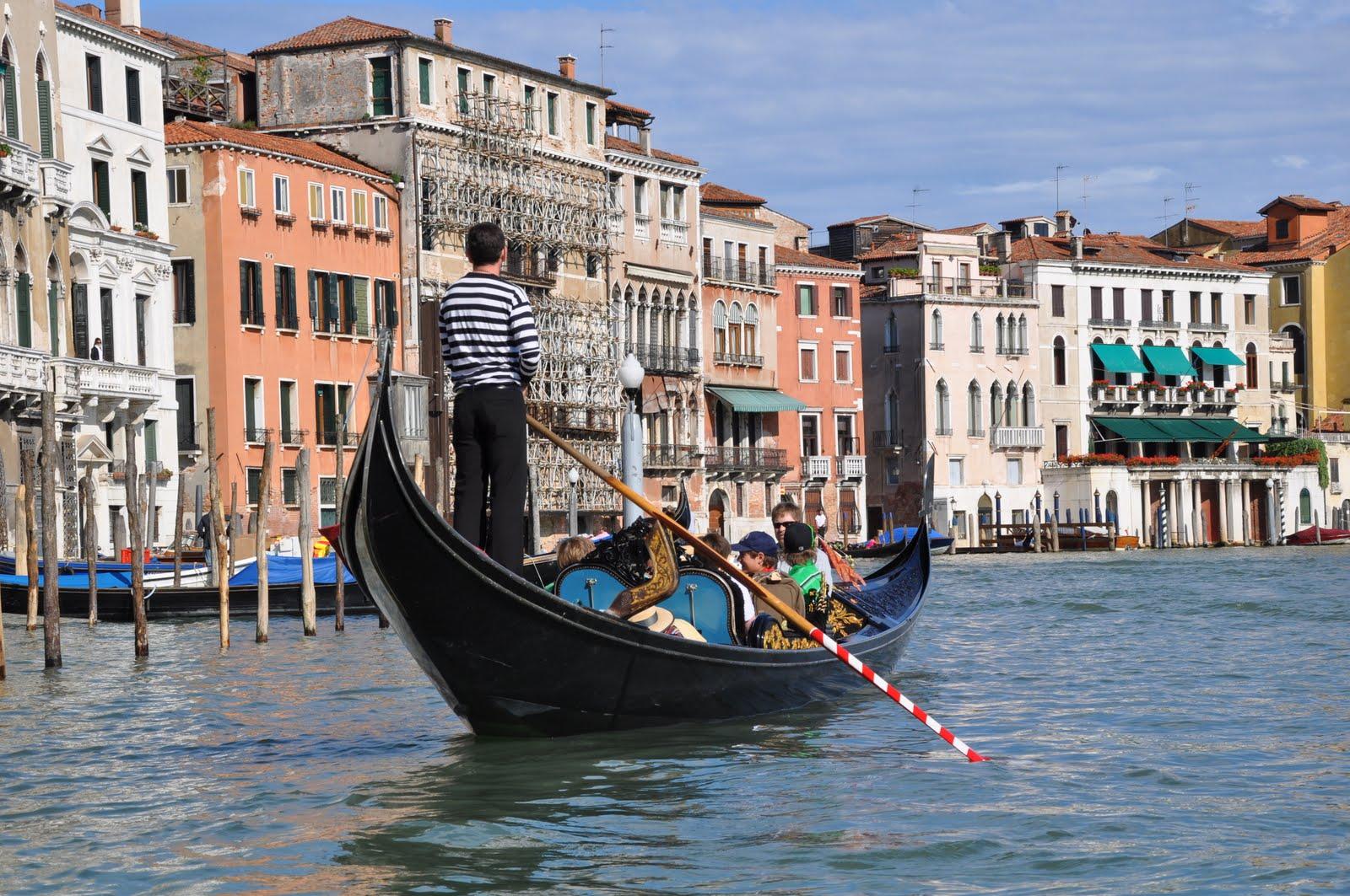 Spring Trip To Venice