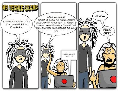 Ang High Tech Kong Lola