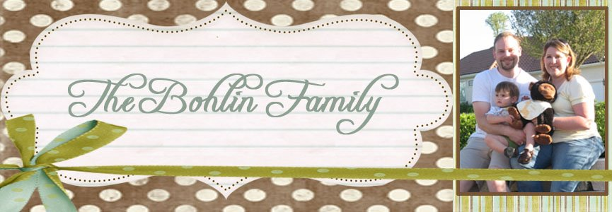The Bohlin Family