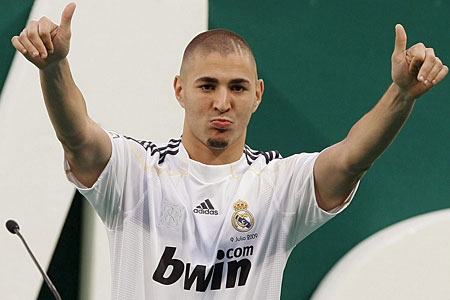 StrugRock Special: Real Madrid vs Lyon - Match Discussion  - Page 6 Karim_benzema_real_madrid