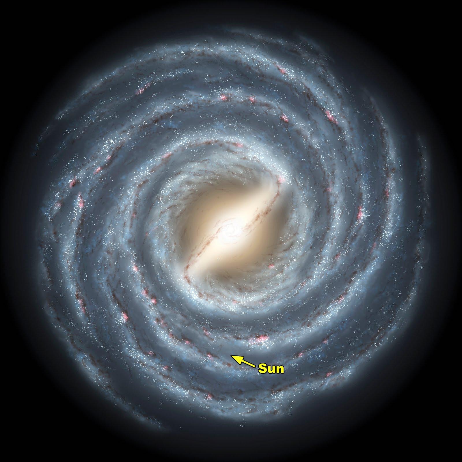 �Milky Way� alias Cosmic Ocean