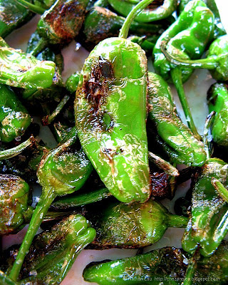 Blistered Pimientos de Padron