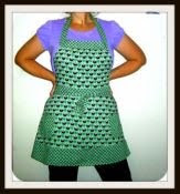 Turn a top into an apron!