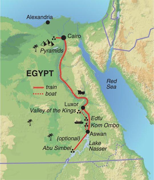 Ancient history river nile beats all