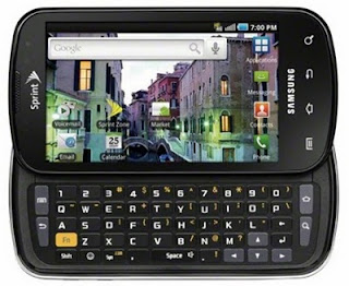 Samsung Epic 4G Phone Specification