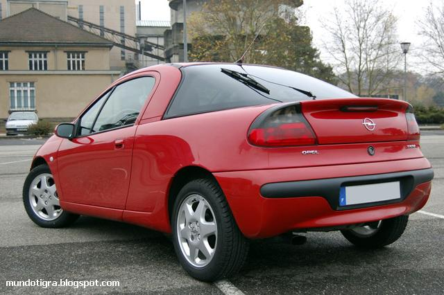 Mundotigra sr megavolts for Interieur opel tigra 2000