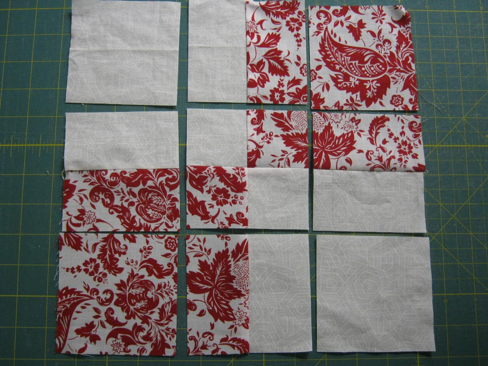 Free Quilt, Craft and Sewing Patterns: Links and Tutorials *With ... : disappearing 4 patch quilt patterns - Adamdwight.com