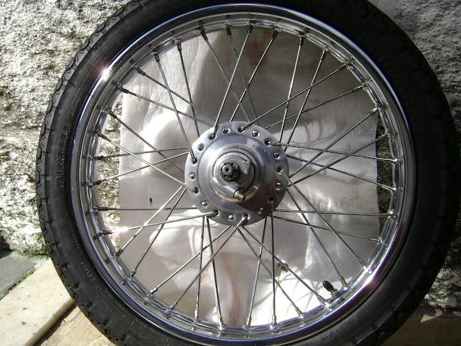 roda dianteira