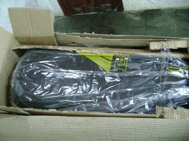 A embalagem