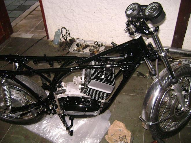 Montagem do motor