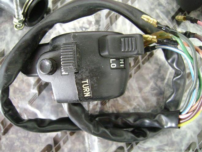 Comando deInterruptores esquerdo