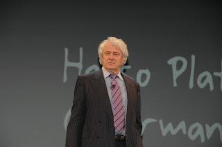 Hasso Plattner from Sapphire 2007